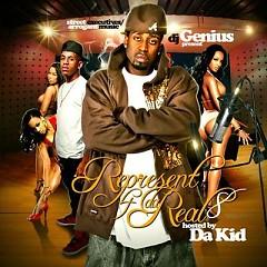 Represent 4 Da Real 8 (CD1)