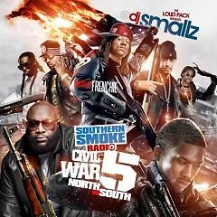 Southern Smoke Radio Civil War 5 (CD1)
