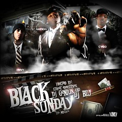 Black Sunday (CD1) - Cyco,Envy,Nation