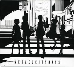 Mekakucity Days - Jin