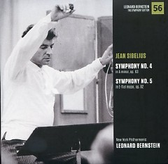 Jean Sibelius – Symphonies No 4 & No 5