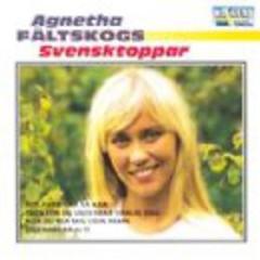 Agnetha Fältskogs Svensktoppar (CD1) - Agnetha Fältskog