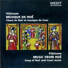 Ca Huế & Nhạc Cung Đình - Various Artists