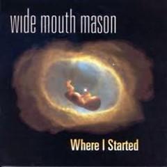 Where I Started - Wide Mouth Mason