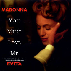 You Must Love Me (UK 5'' CDS - Germany)