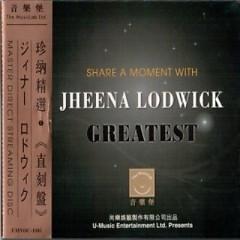 Jheena Lodwick - Greatest - Jheena Lodwick