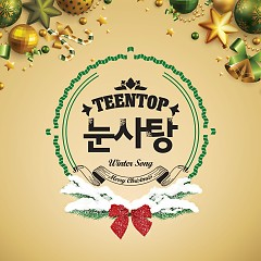 TEEN TOP Snow Kiss - TEEN TOP