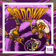 Go Down (Single) - Bad Royale, Da Nation