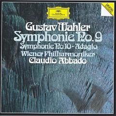 Mahler - 10 Symphonien No. 9 & 10 CD 1 (No. 1) - Claudio Abbado,Berlin Philharmonic Orchestra