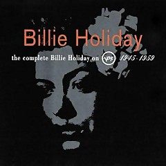 Billie Holiday ‎- The Complete Billie Holiday On Verve 1945-1959 (CD5)
