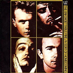 The Unforgettable Fire (CD Single)