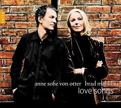 Brad Mehldau & Anne Sofie von Otter - Love Songs (CD1)