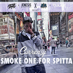 Smoke One For Spitta - Curren$y