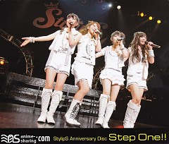 StylipS Anniversary Disc Step One!!