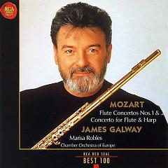 Mozart Flute Concertos Nos 1 & 2 Concerto for Flute & Harp