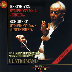 Beethoven Symphony No 3 & Schubert Symphony No 8