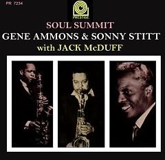 Soul Summit - Gene Ammons