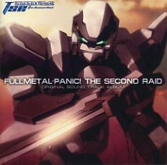 Fullmetal Panic! The Second Raid Original Sound Track Album