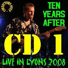 Live In Lyons (CD1) - Ten Year After