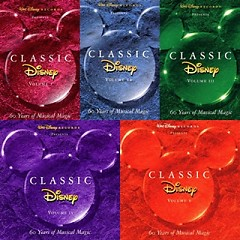 Classic Disney - 60 Years Of Musical Magic (CD2)(Pt.1)