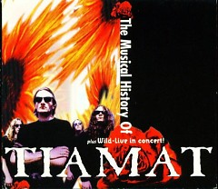 The Musical History Of Tiamat (CD2) - Tiamat