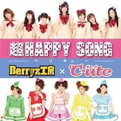超HAPPY SONG (Chou HAPPY SONG)