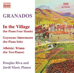 Enrique Granados - Complete Piano Music Vol. 10 No.2 - Douglas Riva