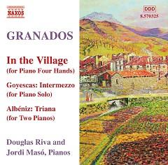 Enrique Granados - Complete Piano Music Vol. 10 No.2