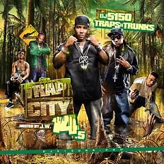 Trap City 14.5 (CD2)