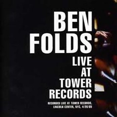 Live At Tower Records - Ben Folds