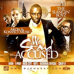 We Stand Accused (CD1) - Konvict Music,Akon