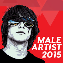 Male Artists Of 2015