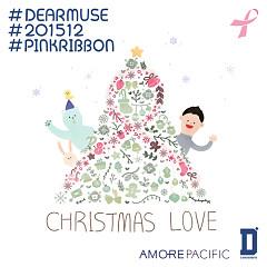 #Dearmuse #201512 #PinkRibbon - Paul Kim