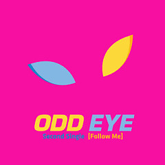 Odd Eye 2nd Single Album 'Follow Me' - Odd Eye