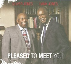 Pleased To Meet You - Hank Jones
