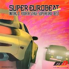 Initial D Fourth Stage Supereuro-Best