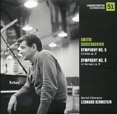 Dmitri Shostakovich – Symphonies No 5 & No 9