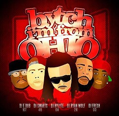 Bytch I'm From Ohio (CD1)