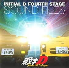 Initial D Fourth Stage Sound Files (CD1)