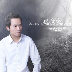 Album Nhật Ký Phai Màu - Nguyễn Huy Hà