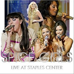 Spice Girls Live At Staples Center L.A (Live) (CD2) - Spice Girls