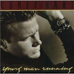 Young Man Running - Corey Hart
