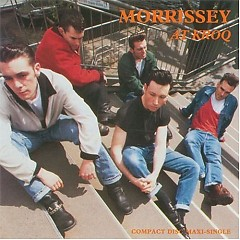 At KROQ - Morrissey