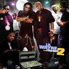 Lil Wayne & Friends 2 (CD1)
