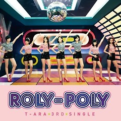 Album Roly-Poly (Jacket A) - T-ARA