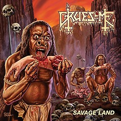 Savage Land - Gruesome