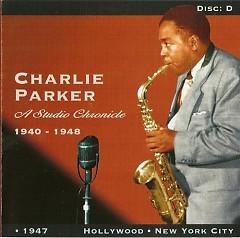 A Studio Chronicle (CD8)