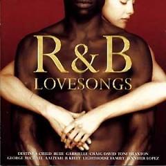 R&B Love Songs (CD1)