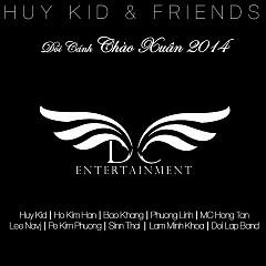 Đôi Cánh Chào Xuân 2014 - Huy Kid,Various Artists