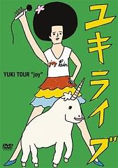 YUKI Live YUKI Tour Joy Disc 1